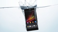 Sony Xperia ZR, un smartphone de 4,6 pouces rsistant  l&#8217;eau ?
